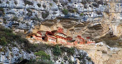 Mystery of Ancient Civilization Chachapoyas