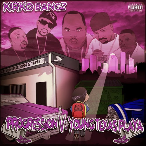 Kirko Bangz – Progression V [Mixtape]