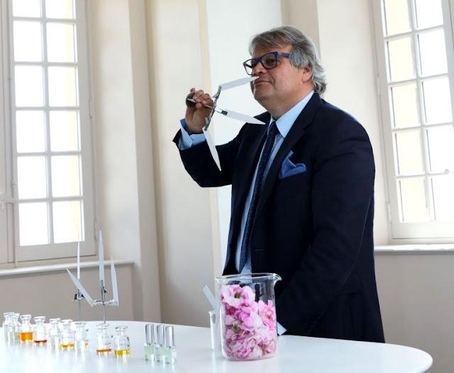 Jacques Cavallier Belletrud, Maître Parfumeur chez Louis Vuitton - Blog beauté Les Mousquetettes