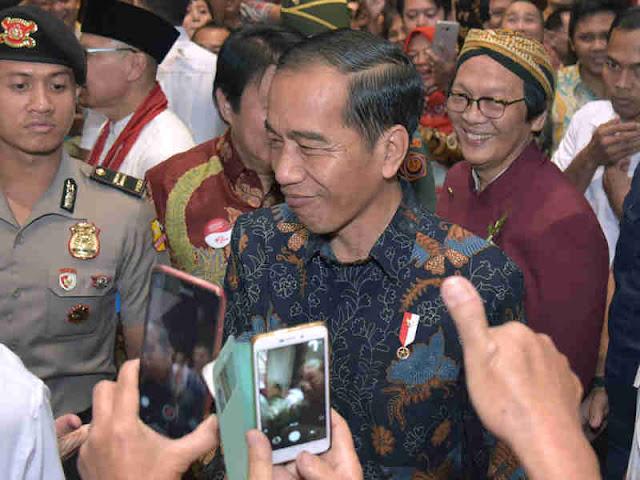 Jokowi Tanggapi Kebocoran Anggaran Negara 25 Persen