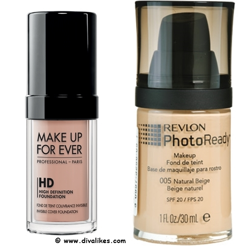 Makeup Forever HD Foundation Drugstore Dupe