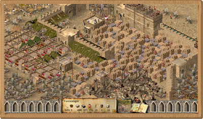 Stronghold Crusader PC Games Gameplay
