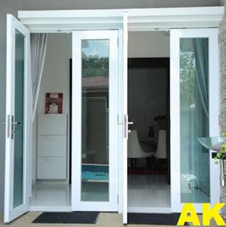 Jasa Pembuatan Kusen Pintu Aluminium Murah Bagus Berkualitas
