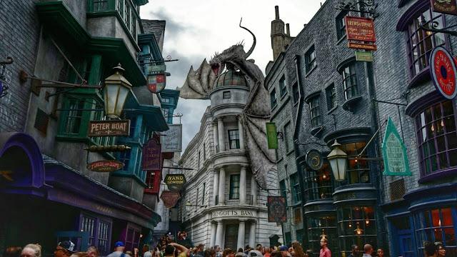 Diagon Alley en Orlando