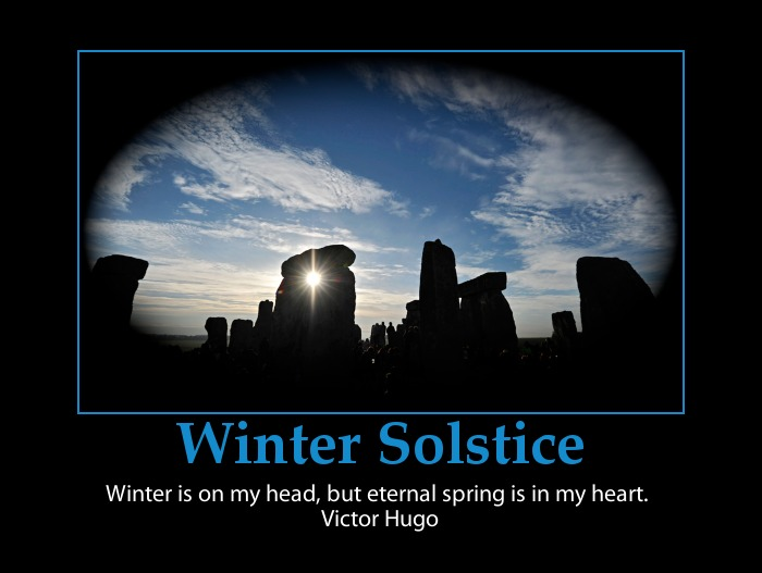 2012 Winter Solstice December 21