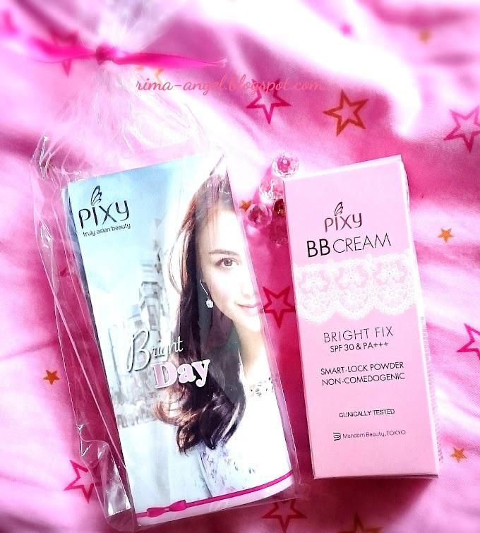 Review Pixy BB Cream Bright Fix - Cream