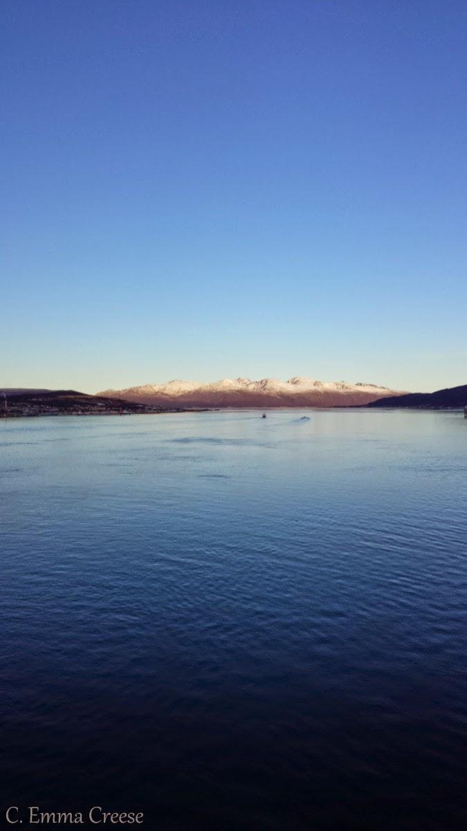 Tromso Northern Light