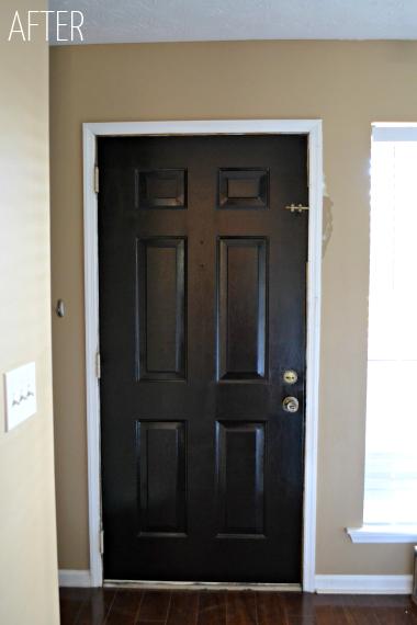 door after