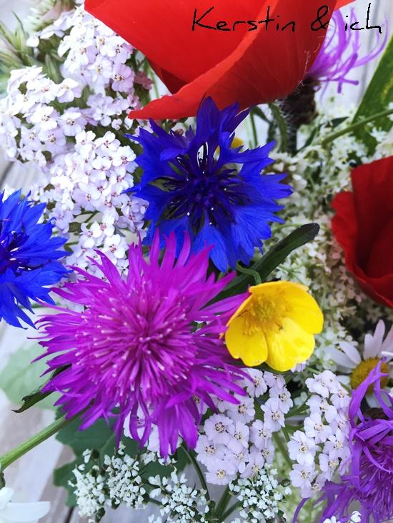 Wiesenblumen Flowerday