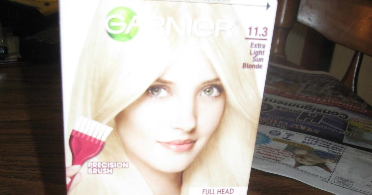 Garnier Color Sensation Extra Light Natural Blonde