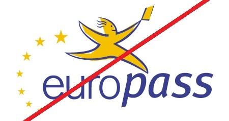 Follow Thanos Now Say No To Europass Cv Template