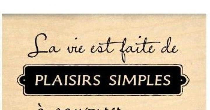 Citation Sur Les Plaisirs De La Vie Forumhulp