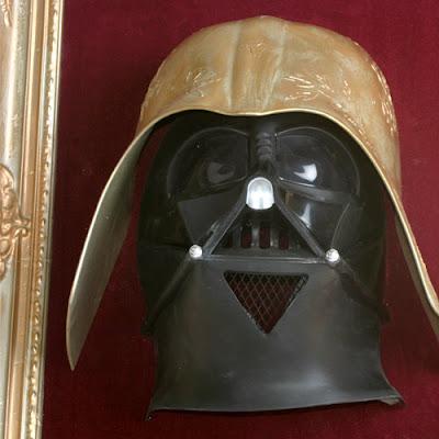R.L. Gibson Vader helmet art