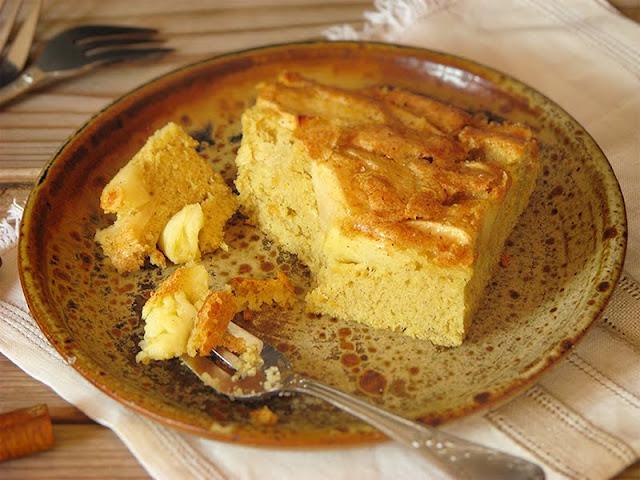 Recette de gâteau suédois aux pommes (äppelpaj)