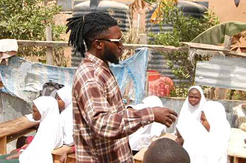 Sunday gist: BOC MADAKI visits Faith International Private Secondary school (FIPSS) at jos