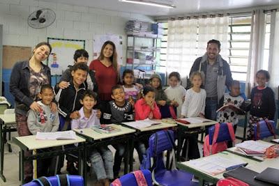 Prefeito Renato Soares participa de Solenidade Civil no bairro Iporanga