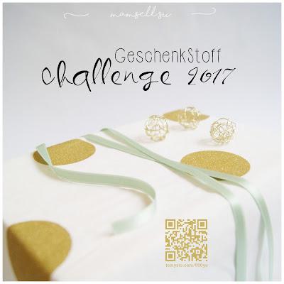 GeschenkStoff Challenge 2017, Überraschungsgeschenk, Bloggeraktion, Temysto, Verlosung, handgefertigte Qualitätsprodukte, Nachhaltigkeit,