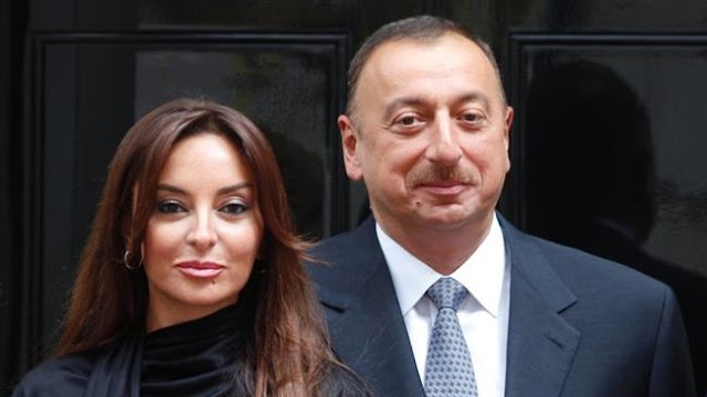 Azerbaijani President Ilham Aliyev appoints first lady Mehriban Aliyeva as vice-president