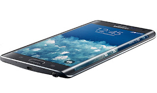 Мобильный телефон Samsung SM - N915F Galaxy Note Edge Black