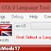 GTA V Language Tool
