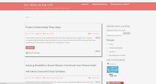 Eat Fresh In The City Blog