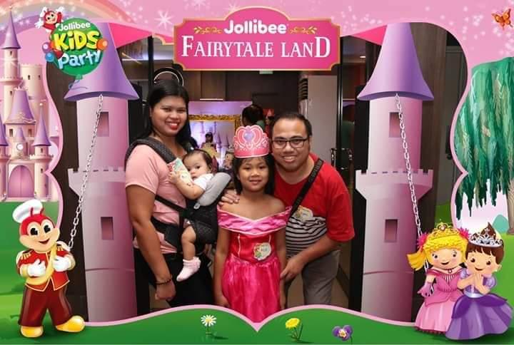 Jollibee Fairytale Land The Newest Jollibee Kids Party Theme