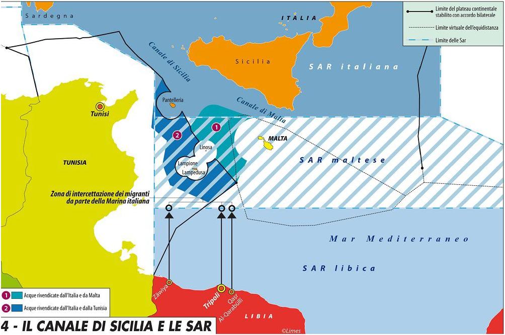 Risultati immagini per zona sar italia