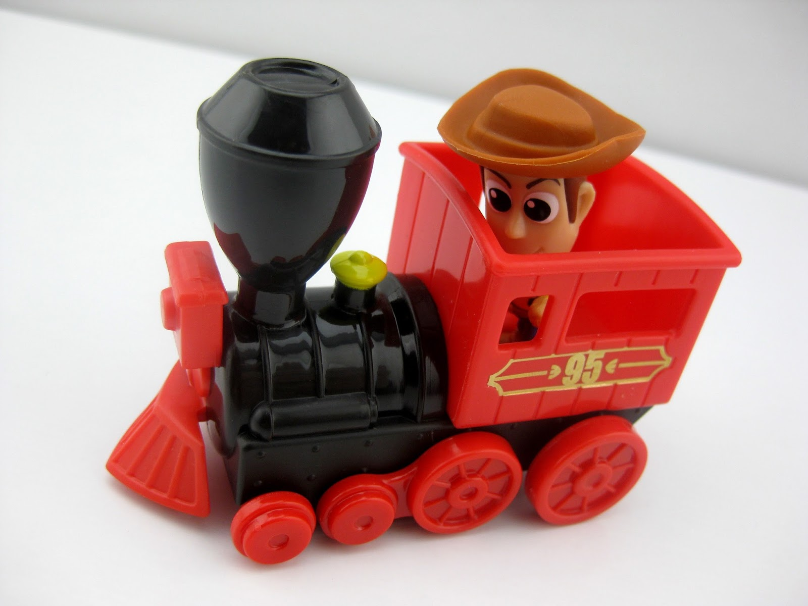 mattel toy story minis vehicles woody train