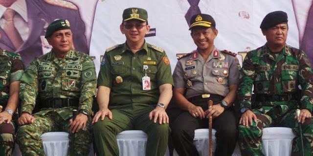 Calon Jenderal Pimpin Polri Bakal Bikin Remuk Ormas Yang Anarkis Suka Menyerang Ahok