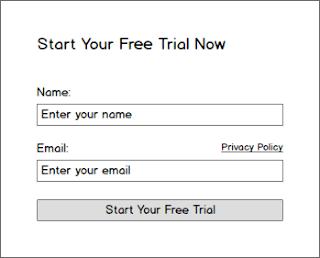 simple conversion form