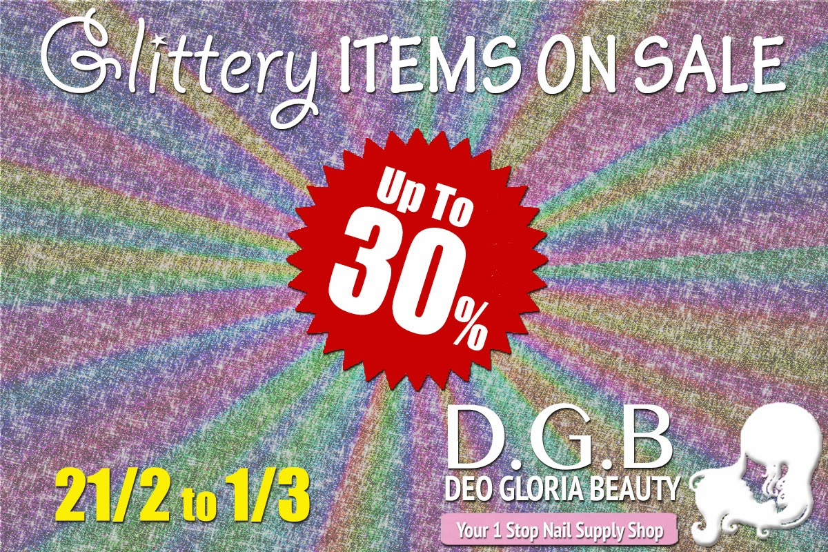 DeoGloriaBeauty Advertisement Banner