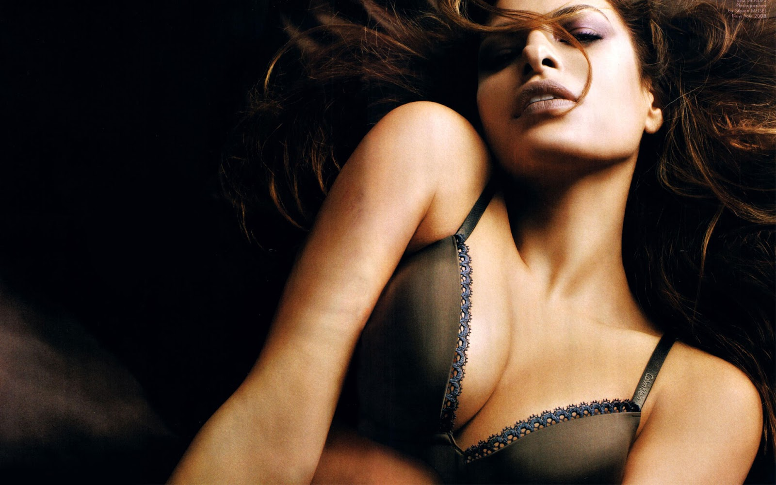 Topless Eva Mendes Wallpaper Nude Pictures