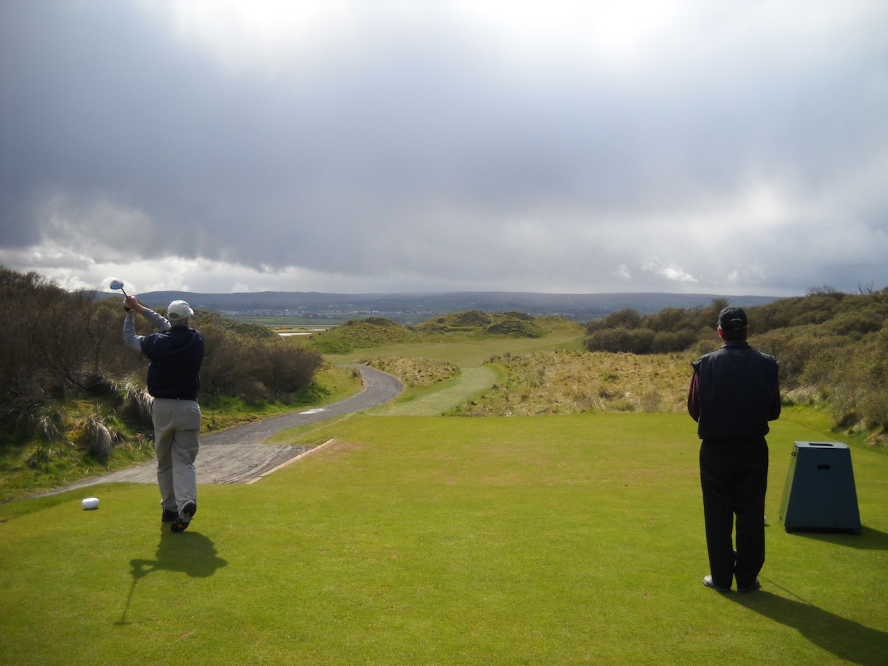 Hooked: Ireland's Golf Courses: April 2012