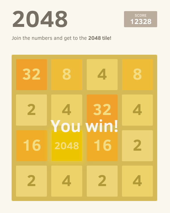 Download 2048 Portable : number tile puzzle gamePortable