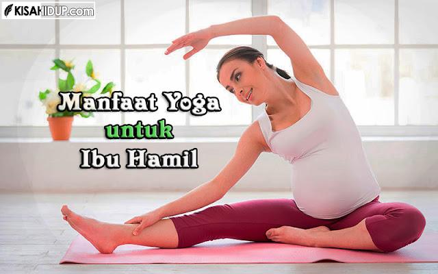 Prenatal Yoga Atau Yoga hamil