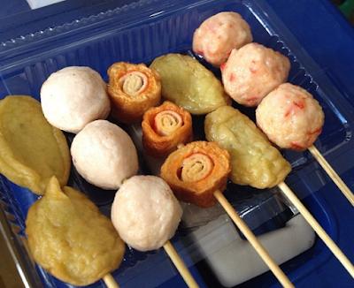 Gambar Resep Bakso Kepiting Goreng