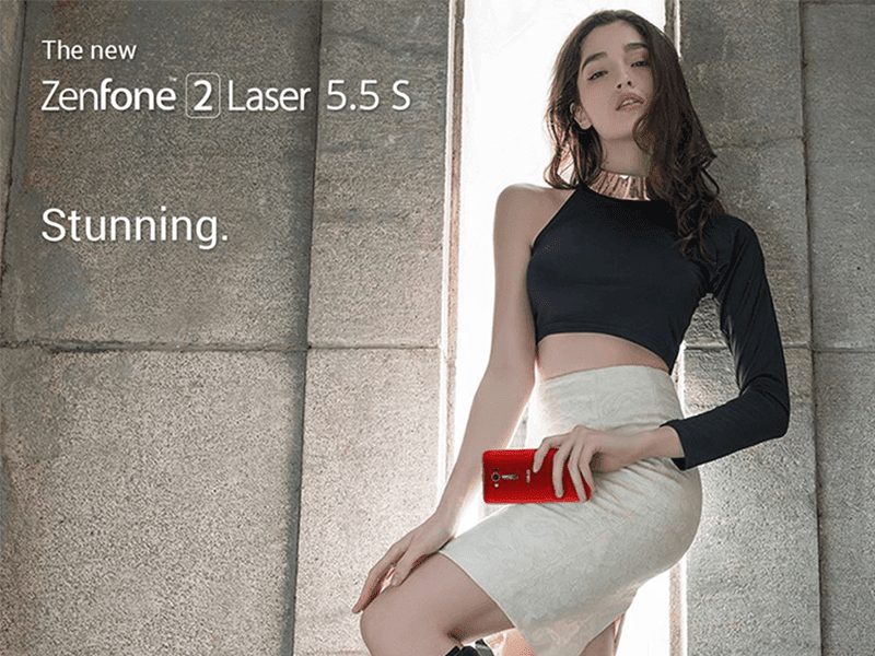 Asus ZenFone 2 Laser 5.5 S now official