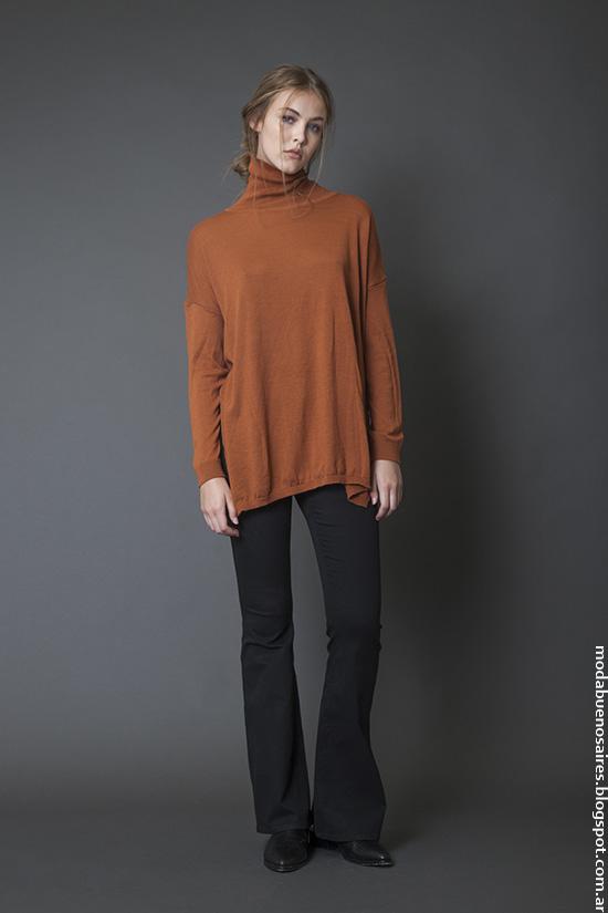 Polerones invierno 2016 ropa de moda invierno 2016.