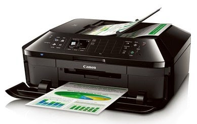 Canon PIXMA MX927 Printer Driver Download