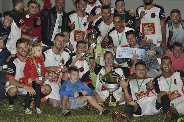Mandados conquista a 2ª Copa Norte
