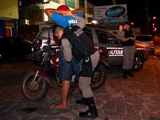 Operação com 600 policiais detém 14 suspeitos por porte e posse ilegal de arma na Paraíba