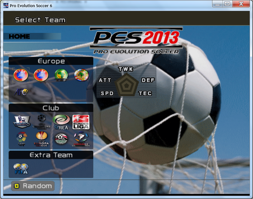 balls pes6 2013 startimes