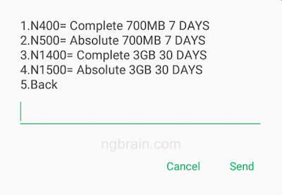New Glo Blackbery Internet Subscription Rates - Glo BIS is now 1400