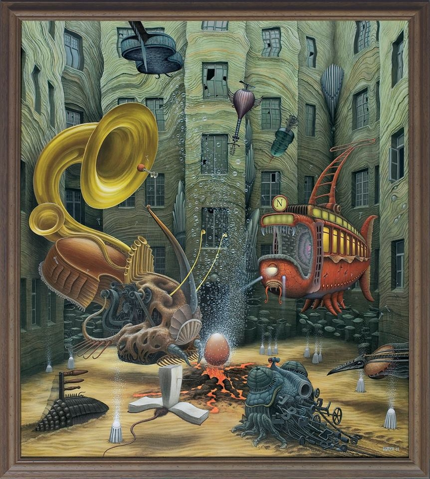 01-Untitled-Jacek-Yerka-Surrealism-in-Dreamlike-Oil-Paintings-www-designstack-co