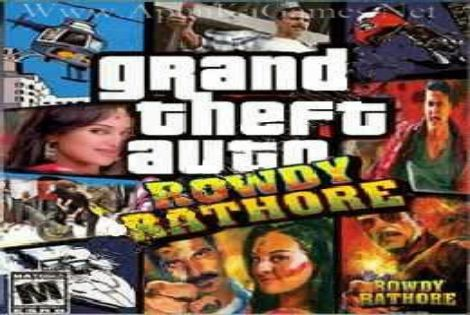 Download GTA Rowdy Rathore Game For PC