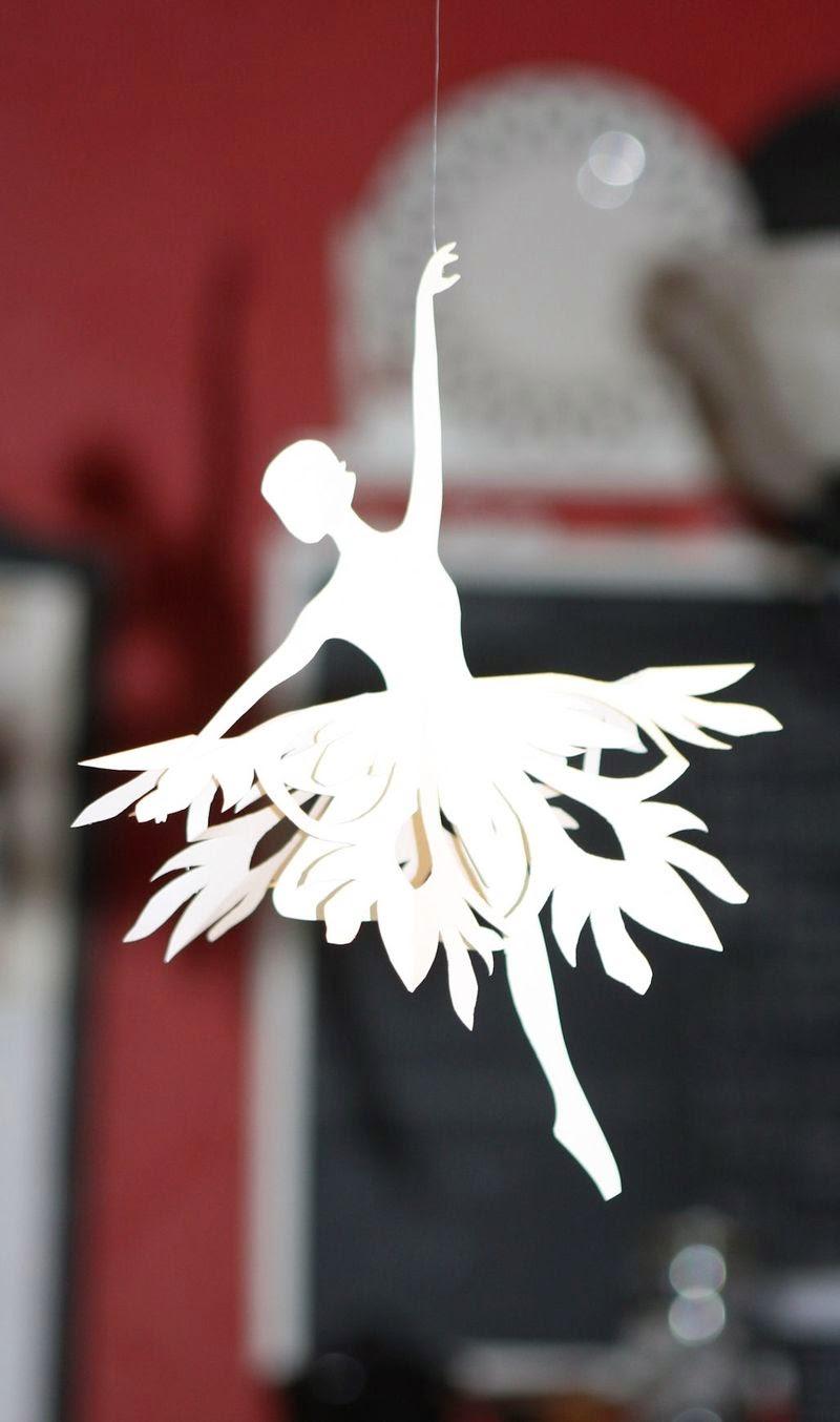 Balerina din Hartie