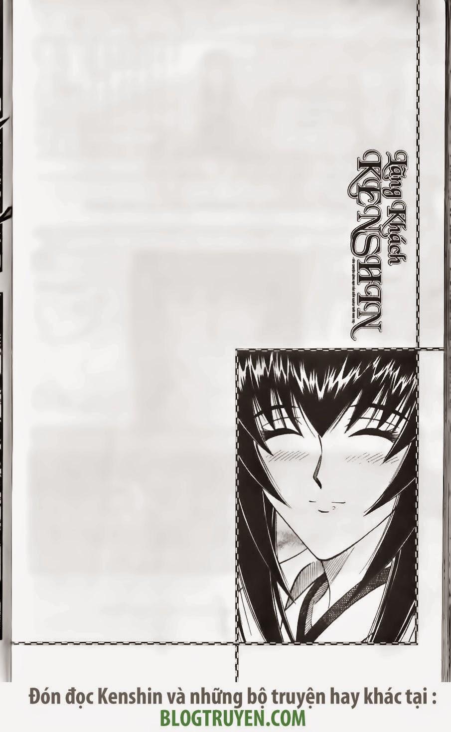 Rurouni Kenshin chap 174 trang 21
