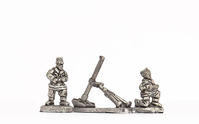 "KBR37   4.2"" mortar with winter crew (3)"