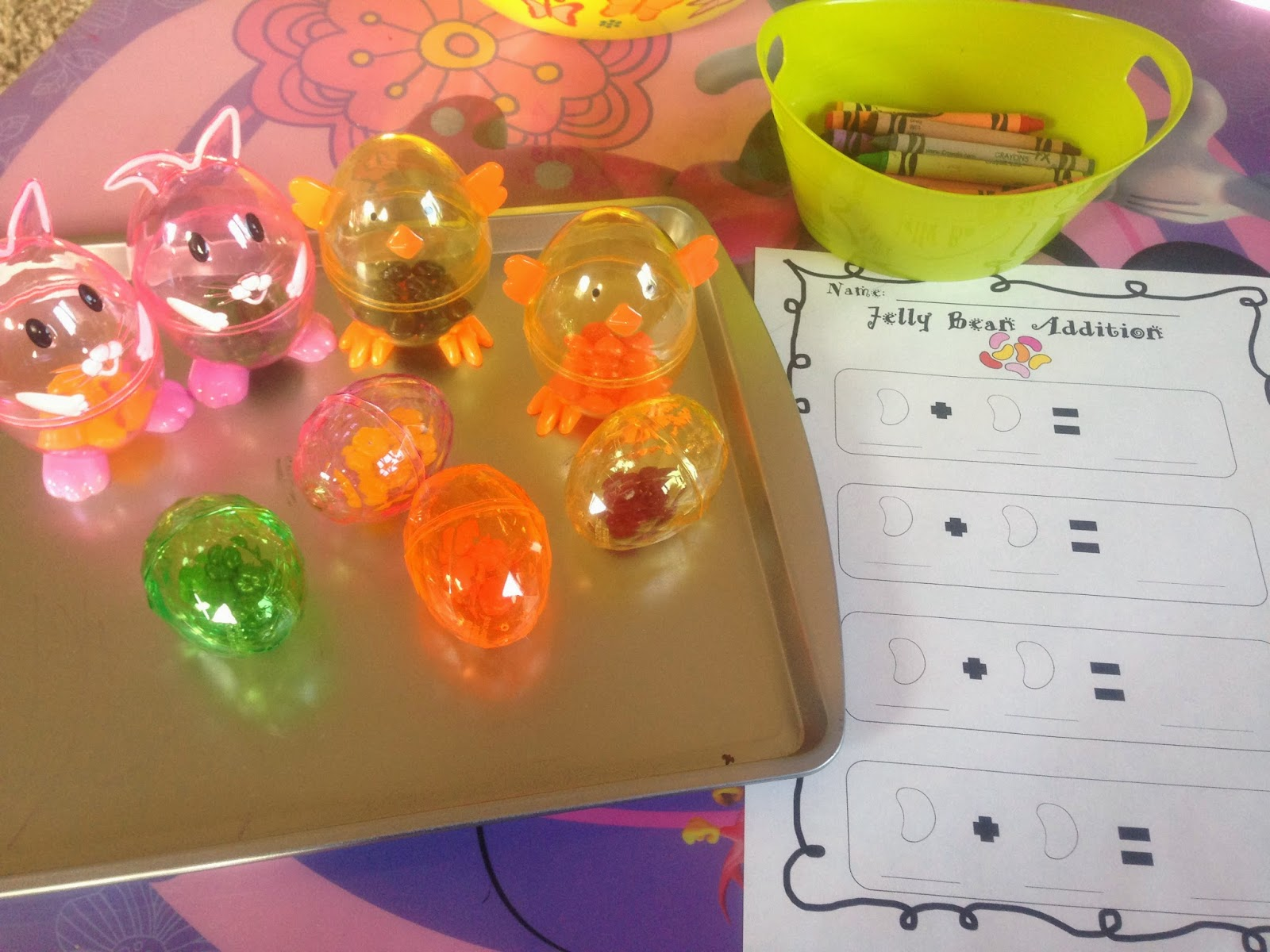 Teaching Munchkins Freebie Friday Fun With Addition And