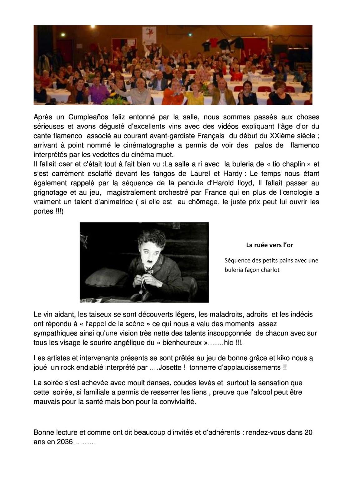 Rencontres Albi Flamenca - Albi - Agenda - Tarn Tourisme